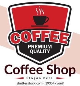 Best Coffee Shop Logo Design Vector