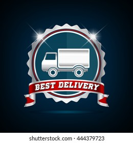 Best Delivery Silver Badge