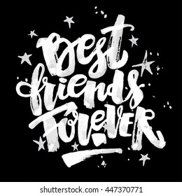 Best Friends Forever Images Stock Photos Vectors Shutterstock
