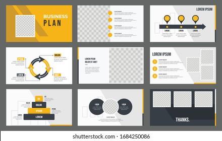 Best geometric presentation template design. Use in Presentation flyer and leaflet corporate report marketing advertising annual report banner. Multipurpose template for presentation slide.