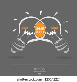 best idea concept creative