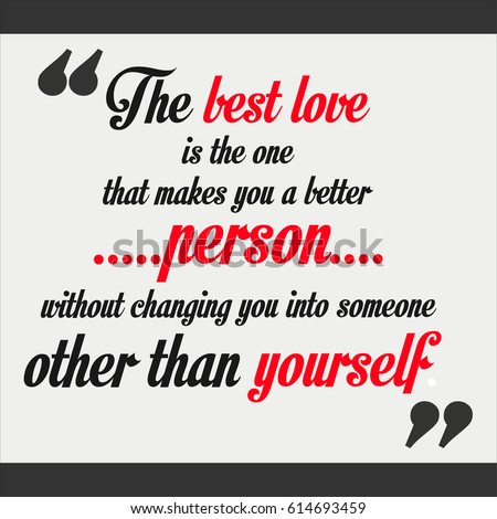 Best Love Motivational Words Couples Stock Vector Royalty Free Inspiration Motivational Words