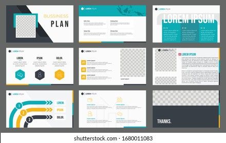 Best presentation template design. Use in Presentation flyer and leaflet corporate report marketing advertising annual report banner. Multipurpose template for presentation slide.