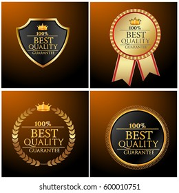 Best Quality Badge.vector  illustrations