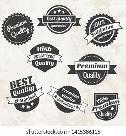 best quality black sale tag design victor illustration and discount sticker design