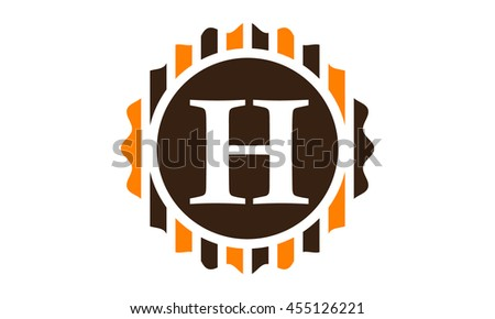 5ac74c4b3c Best Quality Letter H Stock Vector (Royalty Free) 455126221 ...