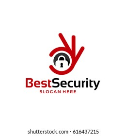 Best Security logo template designs