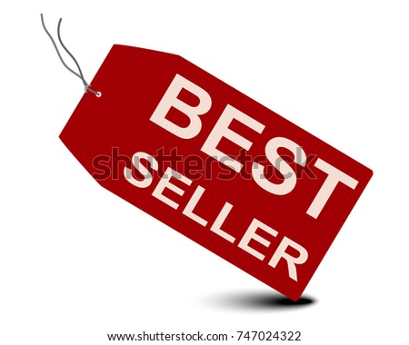 best seller label tag design stock vector royalty free 747024322
