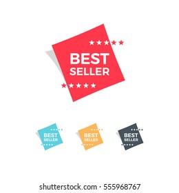 Best Seller Labels