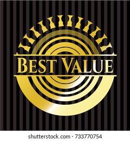 Best Value shiny emblem