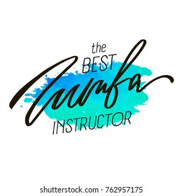 the best Zumba instructor