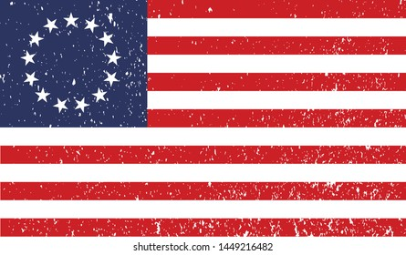 Betsy Ross Flag, victory 1776