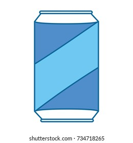 beverage can isolated icon