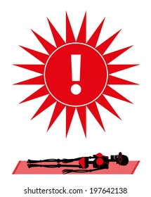 Beware with the sun. Protect your skin from ultraviolet rays.