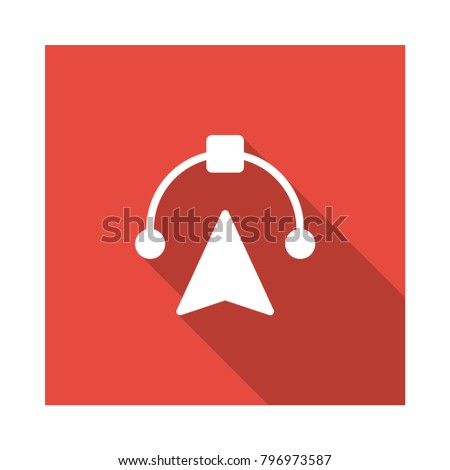 Bezier Curve Design Stock Vector (Royalty Free) 796973587