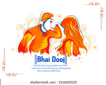 Bhai Dooj  Bhau-Beej  Bhai Tika  Bhai Phonta is a festival celebrated by Hindus of the Indian