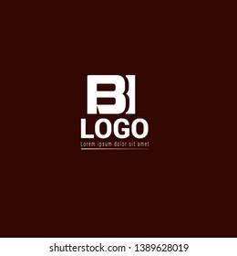 BI company linked letter logo concept. Designed for your web site design, logo, app, UI. initial logo design