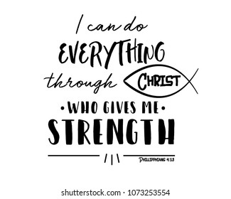 Bible Verse Calligraphy Images, Stock Photos & Vectors