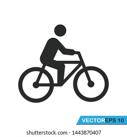 bicycle icon vector design illustration
