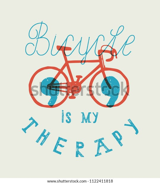 bicycle-my-therapy-vintage-typography-60