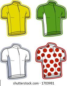bicycling jerseys
