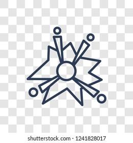 Big Bang Icon Trendy Big Bang Stock Vector Royalty Free 1255581916
