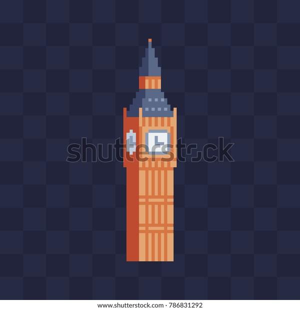 Big Ben Tower United Kingdom London Stock Image Download Now