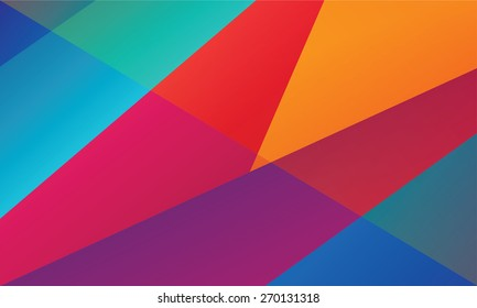 Big colorful background