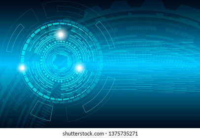 big data digital technology abstract background. future innovation development.