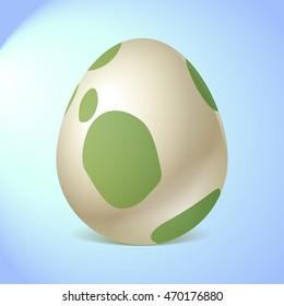Big egg.