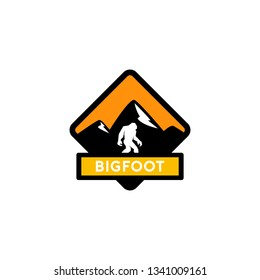 Big Foot Logo Design