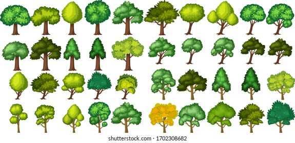 Clipart Tree High Res Stock Images Shutterstock