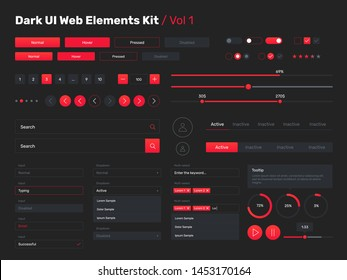 Ui Website Images, Stock Photos & Vectors | Shutterstock