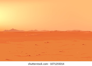 Big Martian Panorama