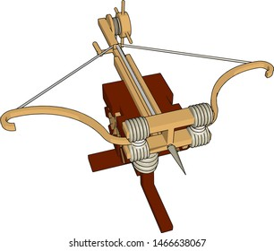 Medieval Crossbow Images, Stock Photos & Vectors | Shutterstock