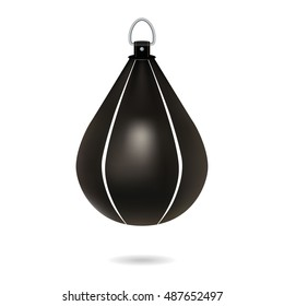 Big punching bag