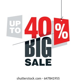 Big Sale up to 40 percent off red black color