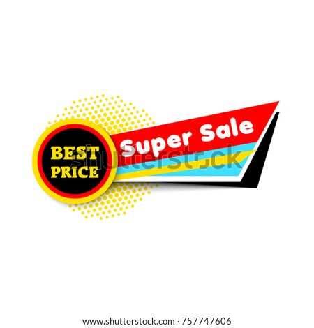 676160130 Big Sale Banner Limited Time Special Stock Vector (Royalty Free ...