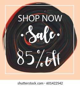 Big Sale eighty five percent off. Discount for shop, internet store. Shop now