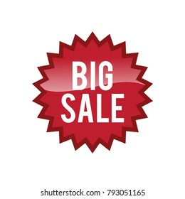 Big Sale Flash Button