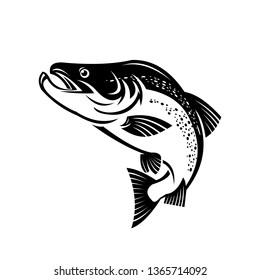 big salmon logotype