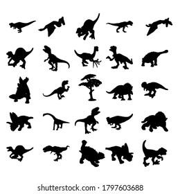 Dinosaurios En Blanco Y Negro Imagenes Fotos De Stock Y Vectores Shutterstock Se puede aprender la diferencia entre blanco y negro con las fotos de la catástrofe del katrina. https www shutterstock com es image vector big set 24 dinosaurs silhouettes tree 1797603688