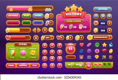 Game 2d Images, Stock Photos & Vectors | Shutterstock