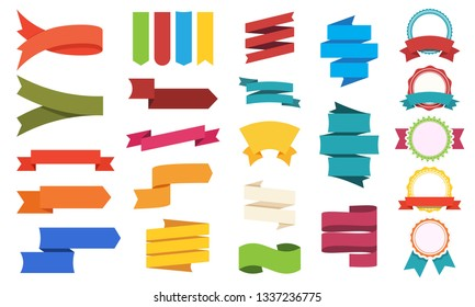 Big set of color Labels Stickers Tags Banners vector design collection./Labels Stickers Banners Tags Banners/Labels Stickers Banners Tags Banners. Stock Vector Illustration