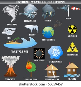 Weather Conditions Images Stock Photos Amp Vectors Shutterstock