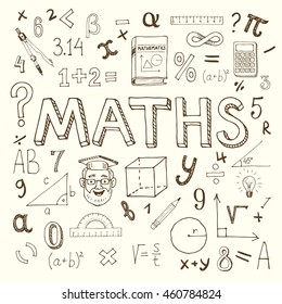 Math Icon Images, Stock Photos & Vectors | Shutterstock