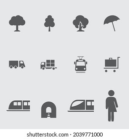 Big Set of Miscellaneous Lifestyle Line Icons. Editable Stroke. Finger Touch, Smartphone, Trade, Courier, Bicycle, Seagull, Happy Face, Cash Machine, Chain Stores, Clothing, Tiger. icon design - Shutterstock ID 2039771000