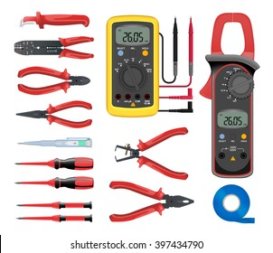 Electrical Tester Images, Stock Photos & Vectors | Shutterstock