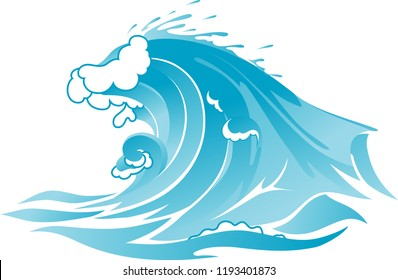 Big Wave Surf