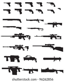 big weapons  pack